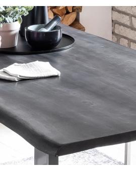 Tisch Altea antikgrau Metall antiksilber_29107