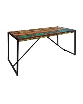 Tisch Karna bunt Metall schwarz_29279