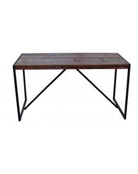 Tisch Karna bunt Metall schwarz_29280
