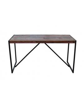 Tisch Karna bunt Metall schwarz_29281