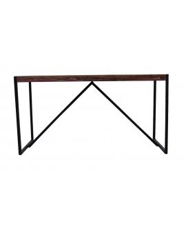 Tisch Karna bunt Metall schwarz_29282