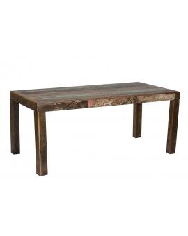Tisch Kata bunt Massivholz_29284