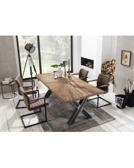 Tisch Lavi natur Metall Industrie_29374