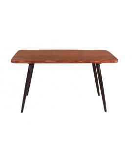 Tisch Pala natur Metall antikschwarz_29407