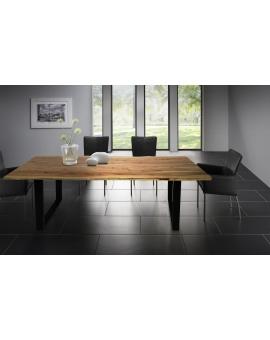 Tisch Sande natur Metall schwarz_29490