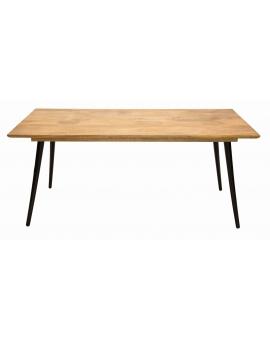 Tisch Tom Tailor Mango Metall schwarz_29582