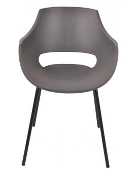 Ander 4-Fuss schwarz Kunststoff_30035