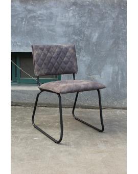 Alva Kufe schwarz Textilleder grau 2er-Set_30121