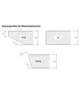 Cavo Slot Auszugtisch Am. Nussbaum_30519