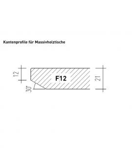 Cotta Fixtisch Am. Nussbaum_30560