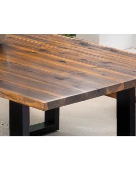 Tisch Lepo cognacfarbig Metall schwarz_31651